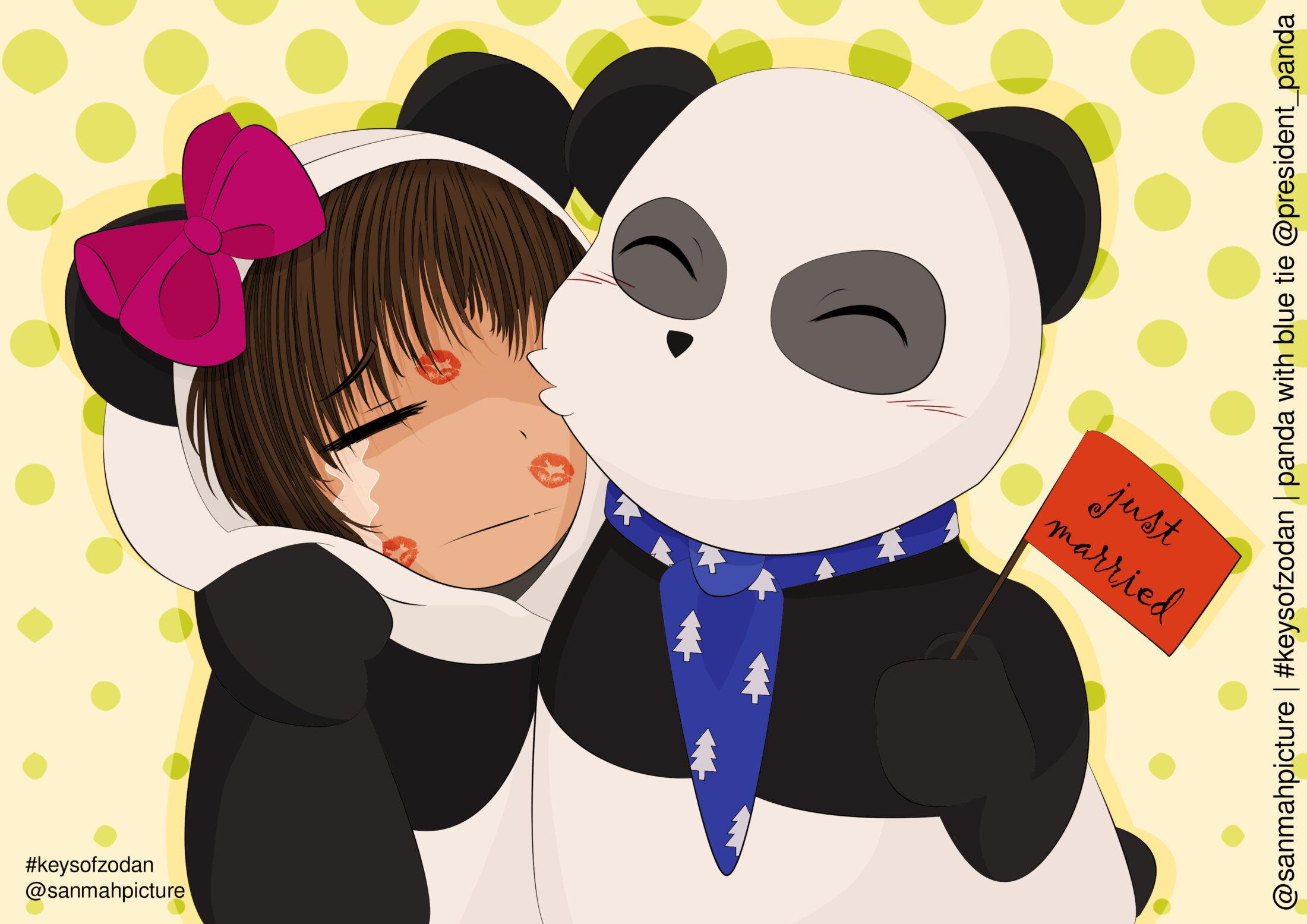 Mio+panda Knutsch Website