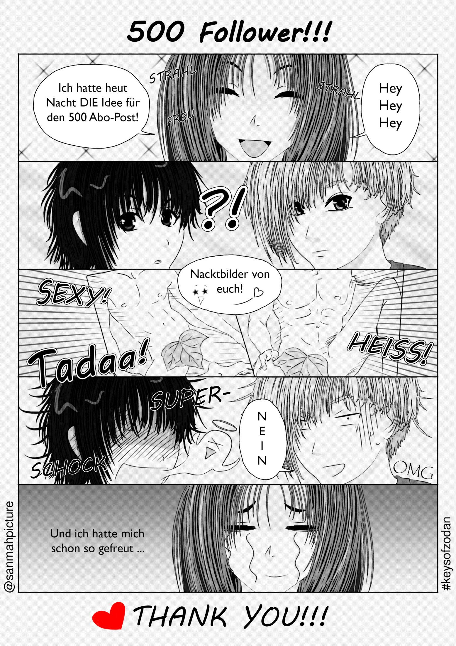 Manga 500 Nacktfotos