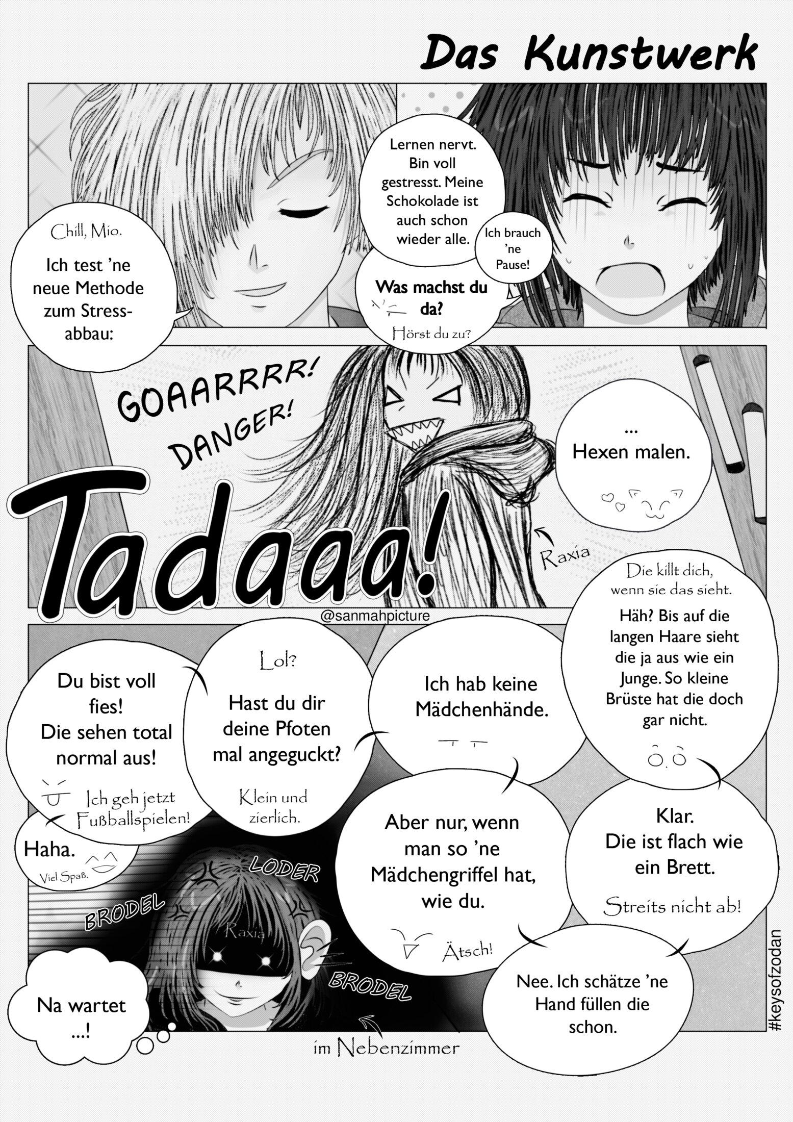 Manga Kleinebrüste