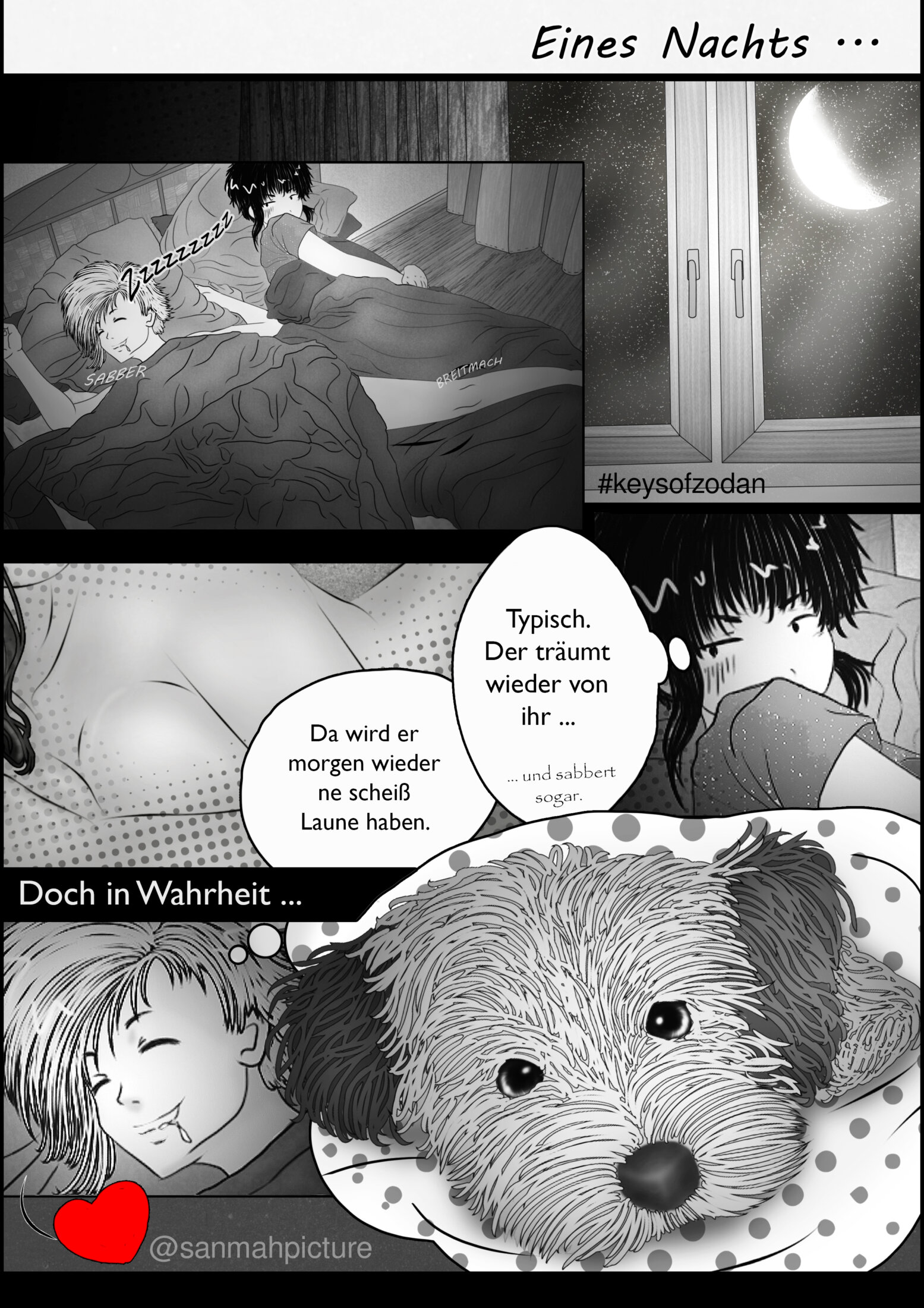 Manga Nachts