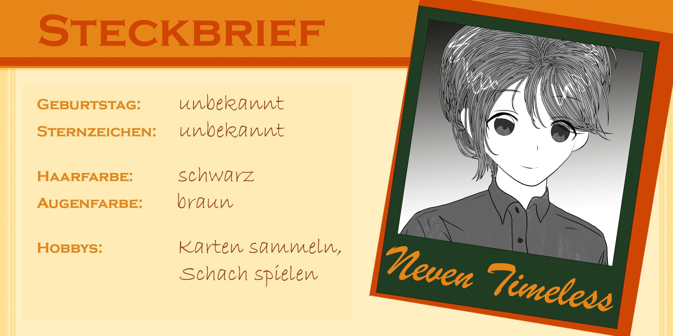 Steckbrief Neven